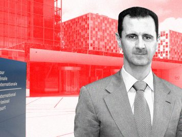 بعد فشل محاولات سابقة... لاجئون يدّعون على الأسد أمام المحكمة الجنائية الدولية